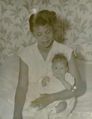 Mama and baby me