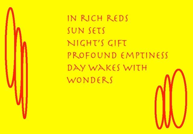 Wonder Haiku 46