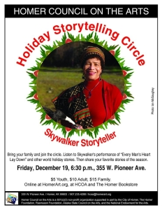 2014 Storytelling Flier