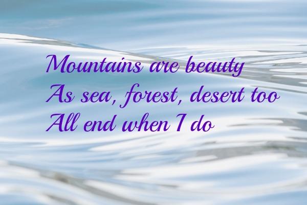 Wonder Haiku 97