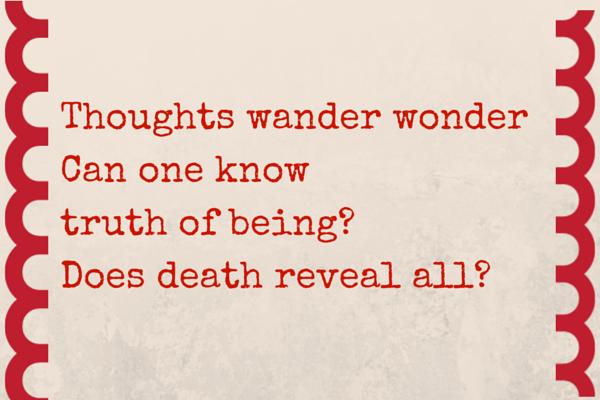 Wonder Haiku 116