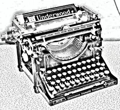 UnderwoodNo5 Sketch