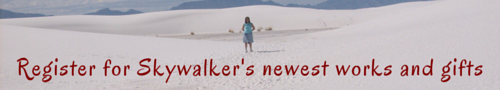 Register for Skywalker's newest works and